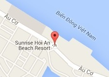 Google Map - Sunrise Hoi An